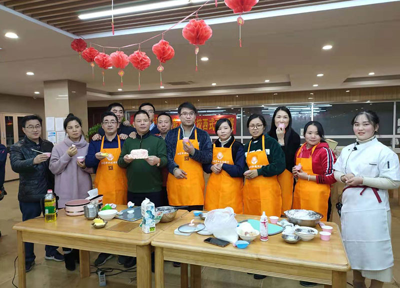 Putianle Trade Union Holds Pastry Skills Training to Enrich Employees' Amateur Life